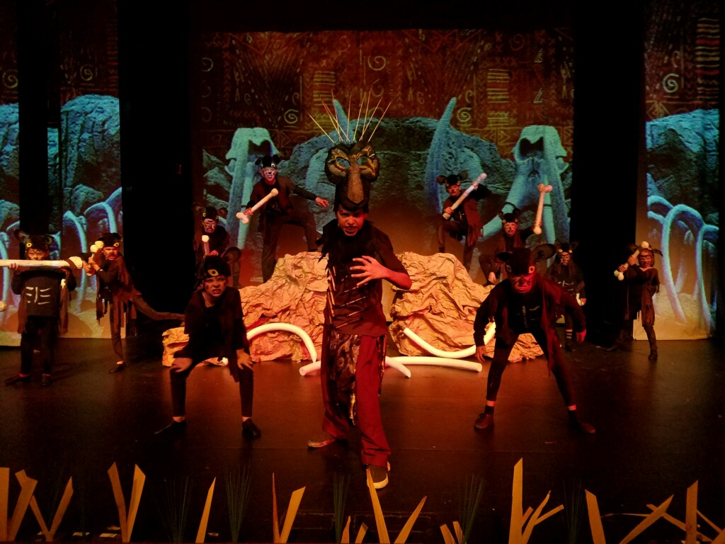 Lion King Jr - Art and Sol Performing Arts Scottsdale Arizona